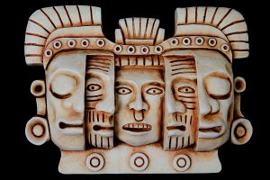 bigstock Mayan Masks Artifact 6904017