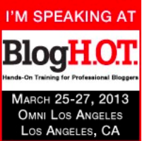 Attend the BlogH.O.T. conference in LA this March