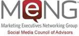MENG Social Media Advisory Board Logo